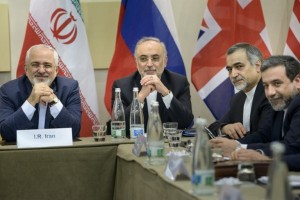 SWITZERLAND-US-UK-EU-GERMANY-RUSSIA-FRANCE-IRAN-NUCLEAR-TALKS