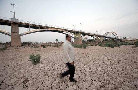 Water-crisis-Ahwaz