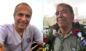 Davood Razavi and Ebrahim Madadi