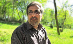 Alireza Hashemi, head of Iranian Teachers Association and one of the jailed teachers