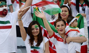 Women in Stadiums