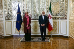 Zarif and Mogherini