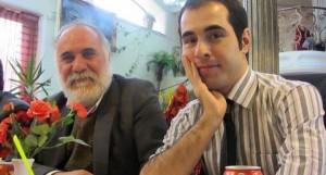 Ahmad and Hossein Ronaghi Maleki