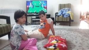 Kiana and Ali