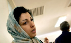 Hearing adjourns for rights champion Mohammadi