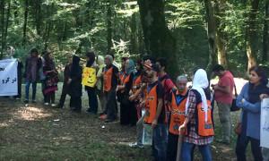 saman-Environment activists