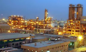 Arvand Petrochemical Plant