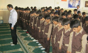 Prayers in schools