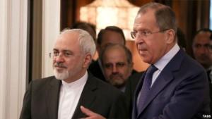 Zarif and Lavrov