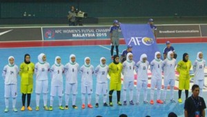Iranian Women's Futsal Team