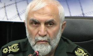 Commander Hossein Hamedani