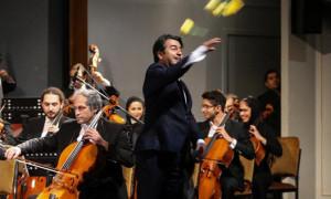 Parvaz Homay musical group finally performs in Tehran