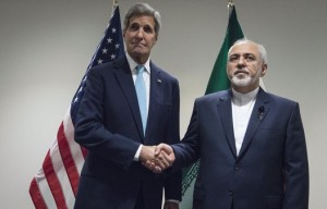 Kerry and Zarif