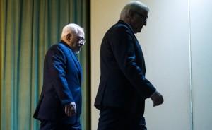 Zarif and Steinmeier