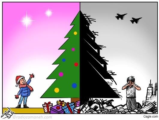 Christmas & War
