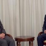 Ali Akbar Velayati and Beshar Assad