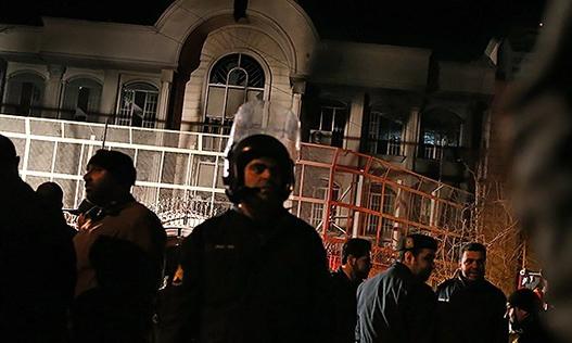 Saudi-Consulat-Tehran