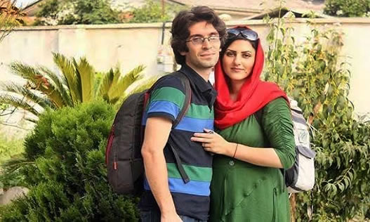Arash Sadeghi and Golrokh Irayi