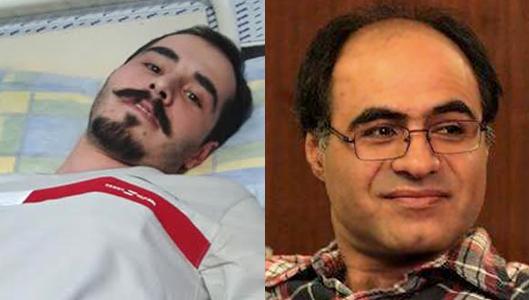 Hossein Ronaghi Maleki and Saeed Razavi Faqih