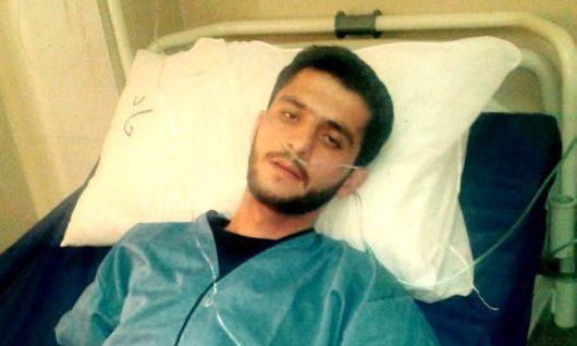 Afshin Sohrabzadeh Iran Kurdish Cancer Political Prisoner
