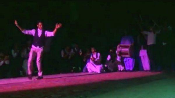Sistan Balouchestan Dancing Students