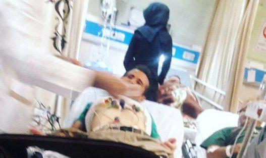 jafar azimzadeh hunger strike june 2016