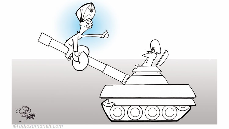Assad Binakhahi Cartoon Turkey Coup Erdogan Ardoghan