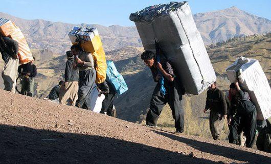 koolbaran Porters Kurdistan Iran