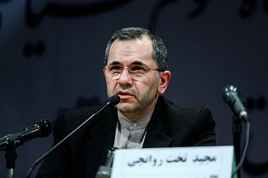 Majid Takhtravanchi, Deputy Iranian Foreign Minister