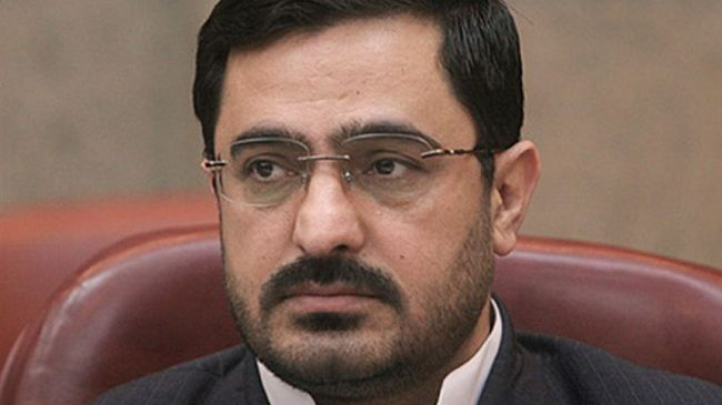 Saeed Mortazavi the former Tehran Prosecutor