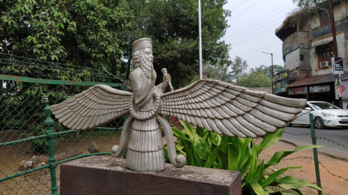 A Zoroastrian Temple in Mumbai, India. Photo credit: Shutterstock